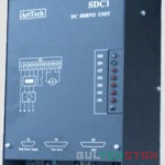 Электропривод движения подач постоянного тока