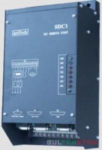 Электроприводы постоянного тока движений подачи SDC